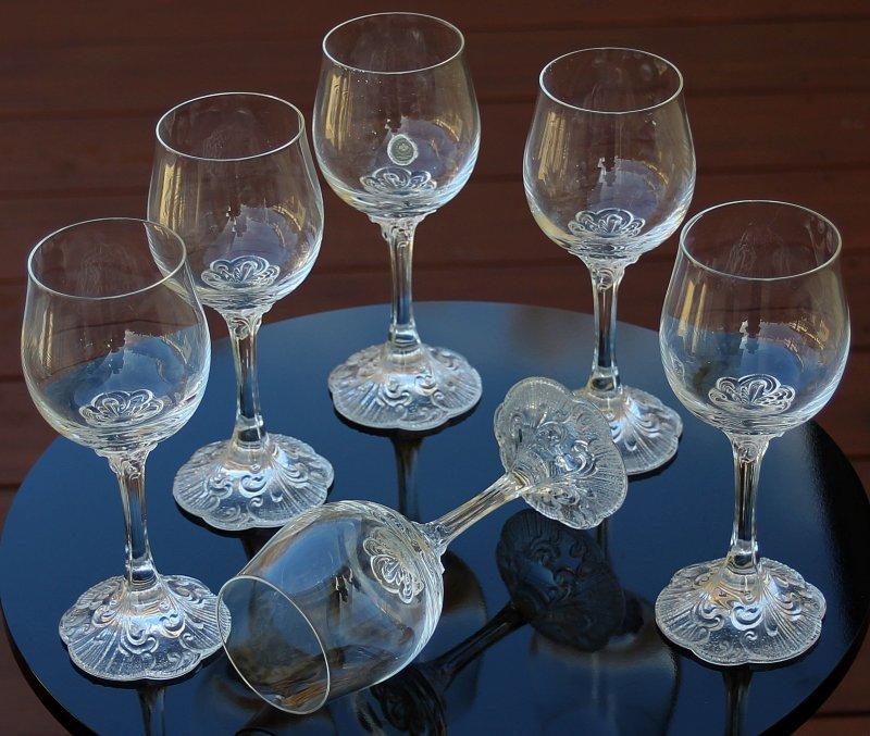 6 rosenthal classic rose collection weingl ser monbijou. Black Bedroom Furniture Sets. Home Design Ideas