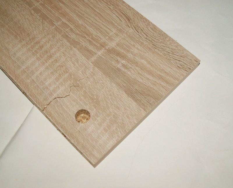 FMD Möbel 646001 Couchtisch Pia 92 x 44,5 x 60 cm, eiche