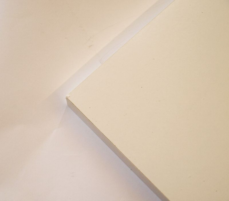 FMD Möbel 627001 Couchtisch Klara 77 x 44 x 40 cm, weiß