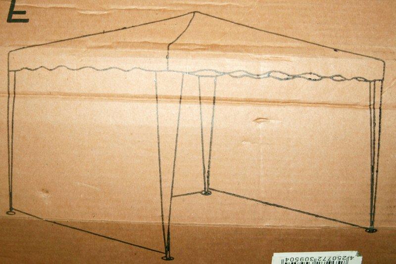 vanage pavillon aluminium faltpavillon stella pavillon. Black Bedroom Furniture Sets. Home Design Ideas