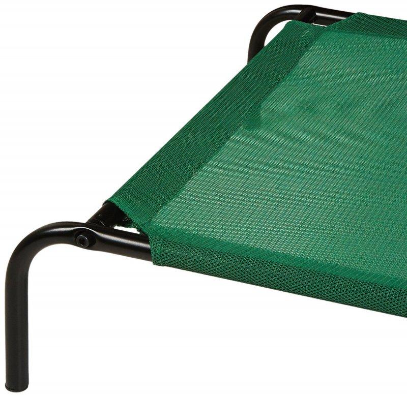 amazonbasics bel ftetes hochbett f r hunde haustiere gr n outdoor bett j34 ebay. Black Bedroom Furniture Sets. Home Design Ideas