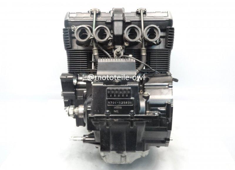 suzuki gsx 1400 k7 motor getriebe motorblock 18tkm engine. Black Bedroom Furniture Sets. Home Design Ideas