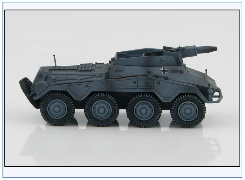 hg4308 sd kfz 234 3 puma 116 panzerdivision hobbymaster. Black Bedroom Furniture Sets. Home Design Ideas