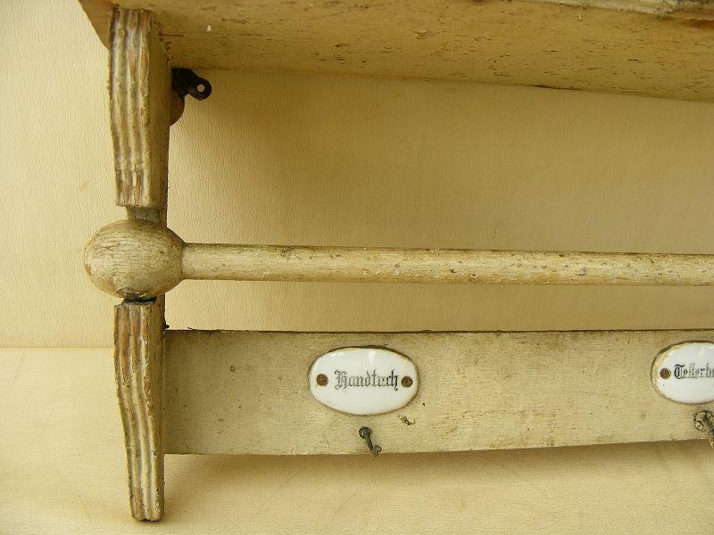 Schönes altes Küchenregal Regal Küche antik Holz