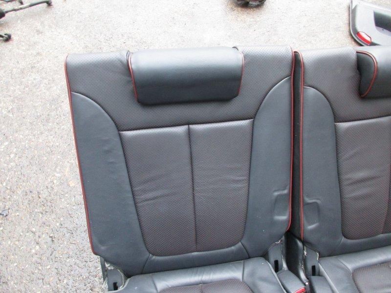 hyundai santa fe 2 cm sitze sitzbank hinten 3 sitzreihe. Black Bedroom Furniture Sets. Home Design Ideas