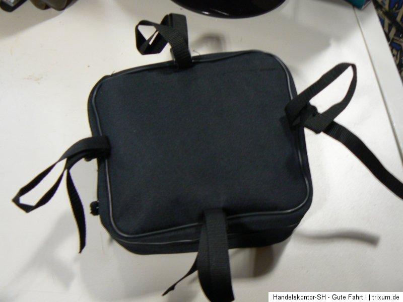 moto detail hecktasche gep cktr ger tasche 6 liter schwarz. Black Bedroom Furniture Sets. Home Design Ideas