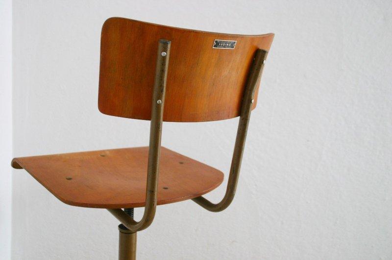 vintage architektenstuhl bauhaus stuhl b rostuhl. Black Bedroom Furniture Sets. Home Design Ideas