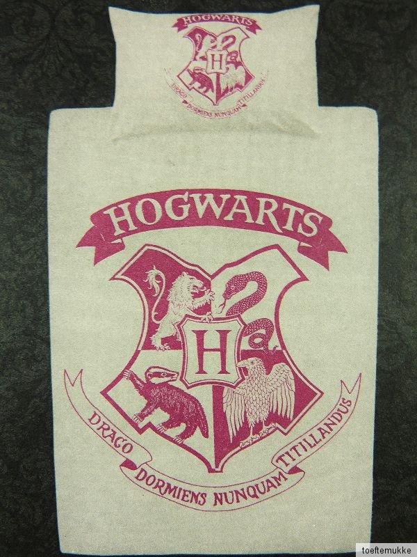 neu harry potter hogwarts bettw sche set 135 x 200 wendebettw sche decke primark ebay. Black Bedroom Furniture Sets. Home Design Ideas