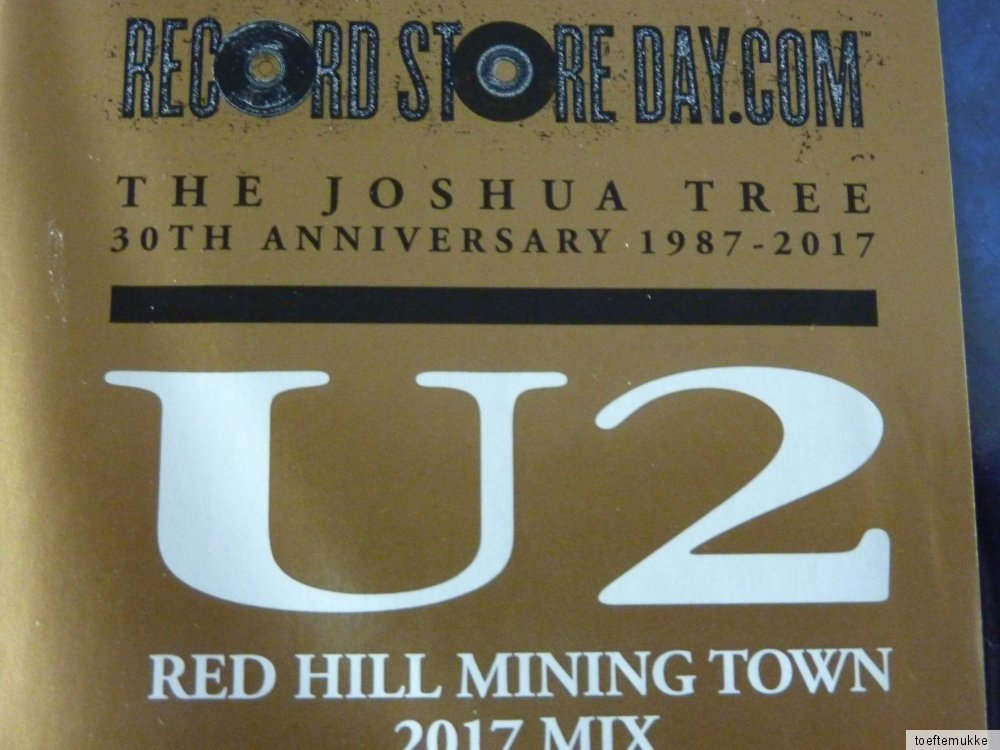 U2 red hill mining town chords whiskeytown