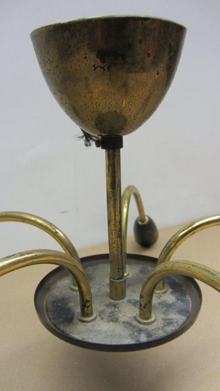 lampe 50er 60er jahre deckenlampe sputnik 5 flammig. Black Bedroom Furniture Sets. Home Design Ideas