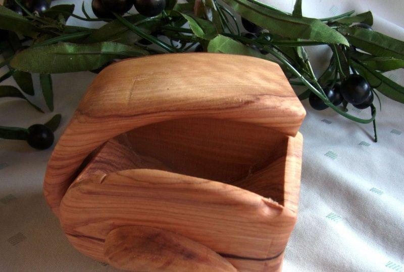 schubladen k stchen dose mit schublade olivenholz oliven l baum holz ebay. Black Bedroom Furniture Sets. Home Design Ideas