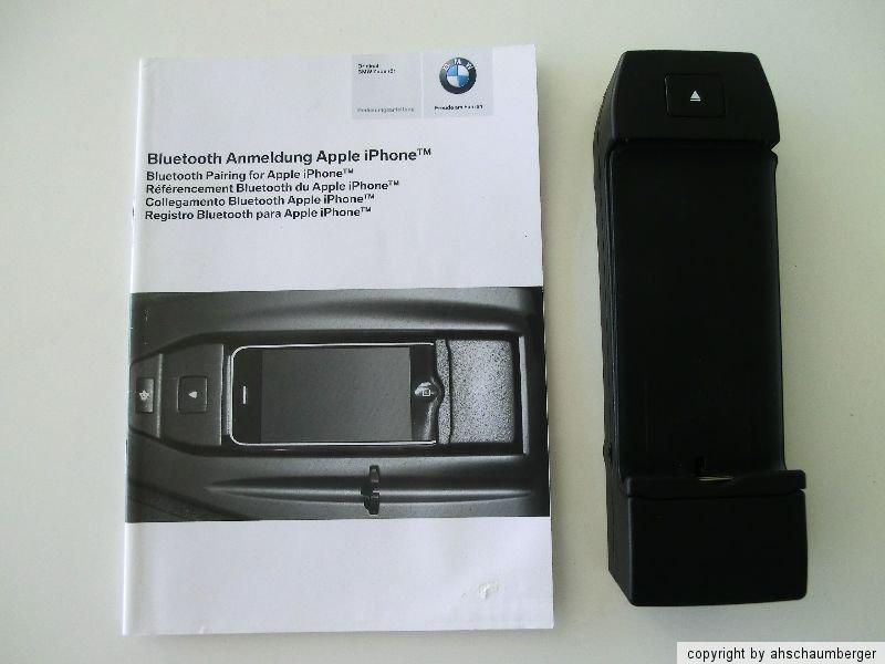 snap in adapter basic bmw bluetooth iphone 2g 1er 3er 5er. Black Bedroom Furniture Sets. Home Design Ideas