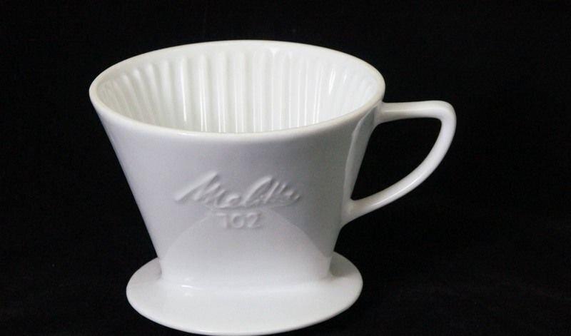 melitta porzellanfilter kaffeefilter 102 2 loch. Black Bedroom Furniture Sets. Home Design Ideas