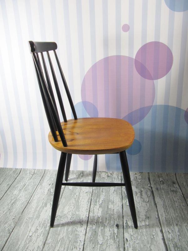 Vintage 60s stuhl esszimmerstuhl klassiker dining chair for Esszimmerstuhle klassiker