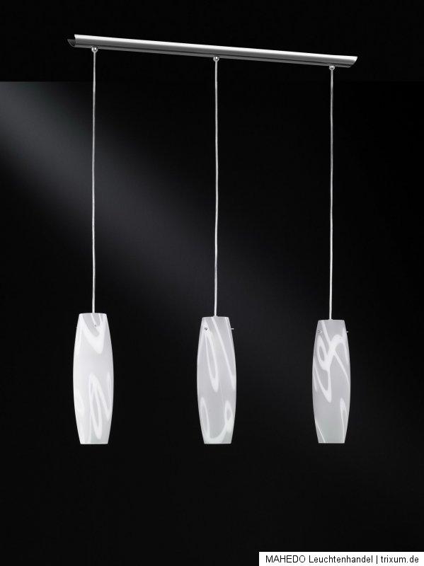 h ngelampe pendel pendelleuchte pendellampe wofi houston 3x e27 energiesparlampe ebay. Black Bedroom Furniture Sets. Home Design Ideas