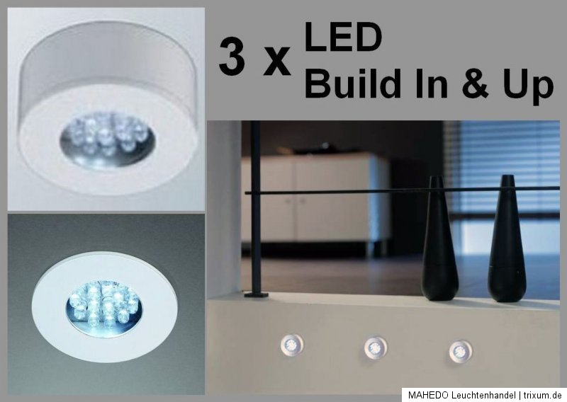 Set-LED-Aufbauleuchte-Unterbauleuchte-Einbau-Aufbau-Unterbau-Lampe-PRETORIA-weiss