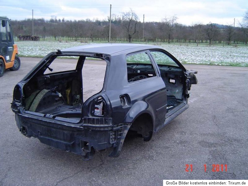 audi s3 8l facelift unfall ez 5 2002 karosse karosserie. Black Bedroom Furniture Sets. Home Design Ideas