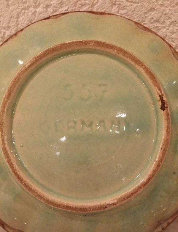 alte keramikschale schale obstschale geb ckschale art deco 20er 30er germany ebay. Black Bedroom Furniture Sets. Home Design Ideas