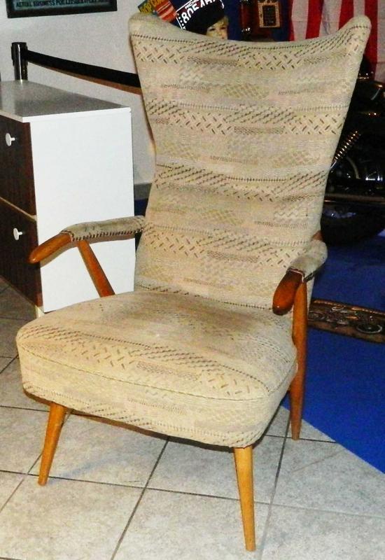 design sessel 60er jahre skandinavisch. Black Bedroom Furniture Sets. Home Design Ideas
