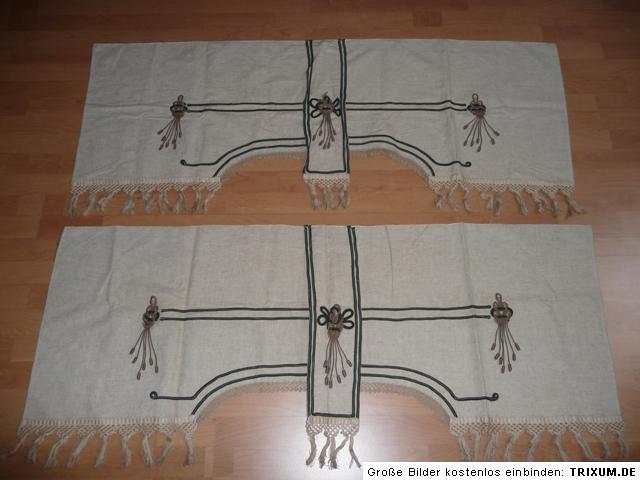 Gardinen leipzig angebote auf waterige - Schabracke gardine ...