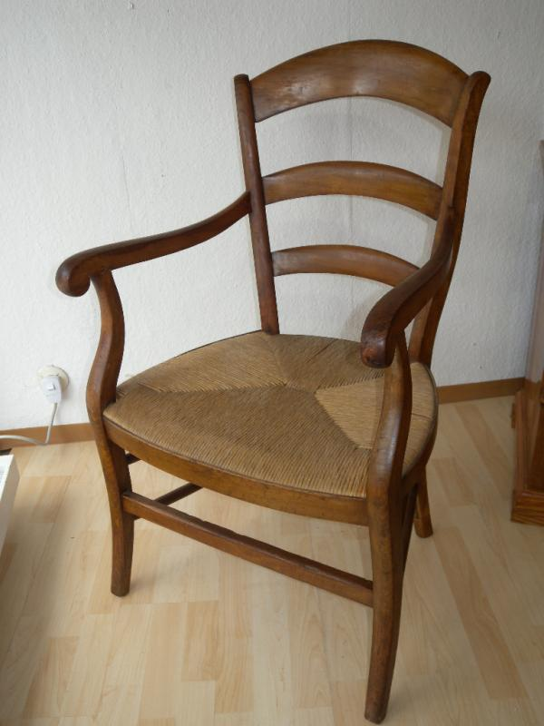 Antiker armlehnstuhl biedermeier norddeutsch worpswede stuhl binsengeflecht 1850 - Armlehnstuhl biedermeier ...