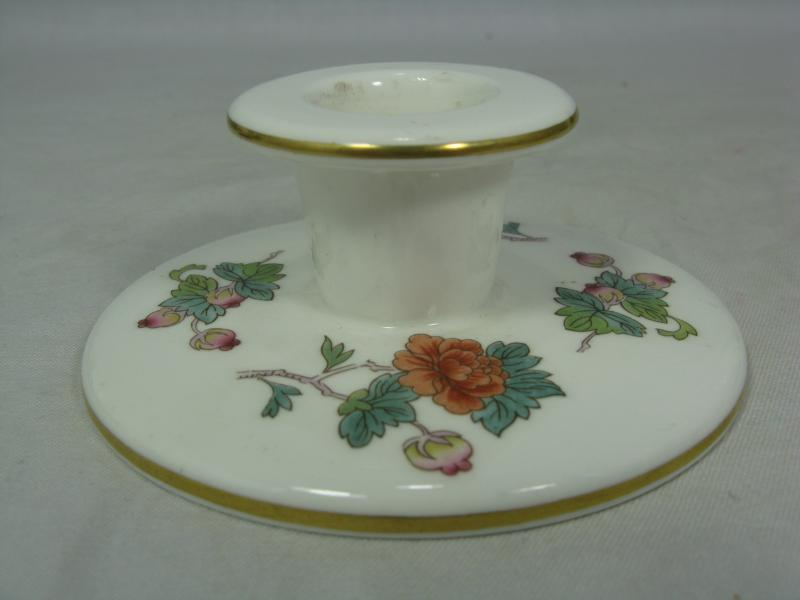 wedgwood fine bone china porzellan kutani crane candle. Black Bedroom Furniture Sets. Home Design Ideas