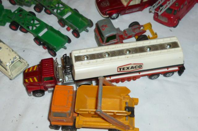 Lesney matchbox king size konvolut alte spielzeugautos