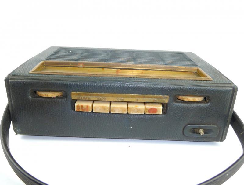 philips radio 1950s years ebay. Black Bedroom Furniture Sets. Home Design Ideas