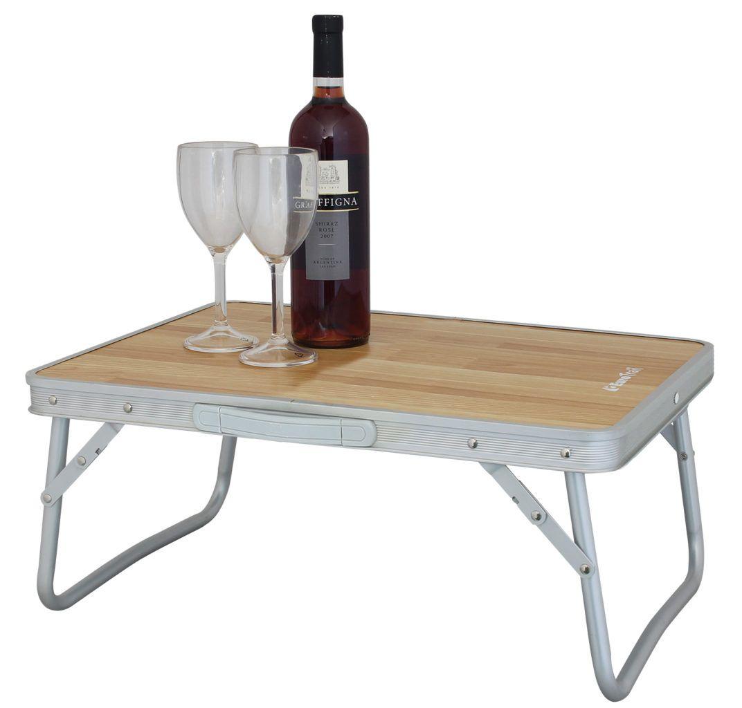 Table de Camping DORNAS, Table pliante, Table de jardin, pliable ...