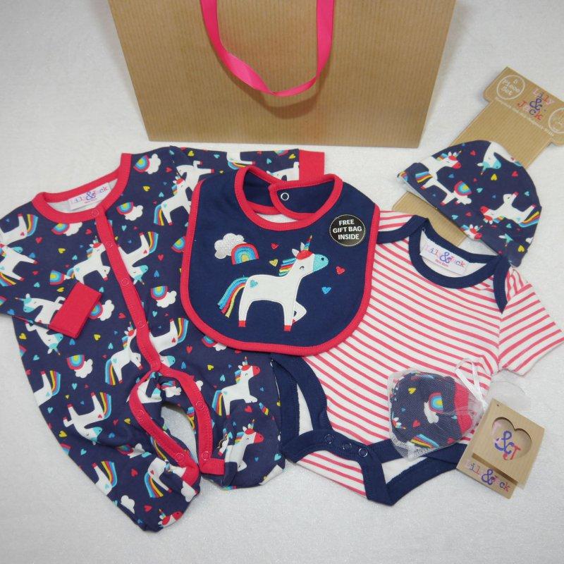 Lily /& Jack Baby M/ädchen Jungen Schlafstrampler Schlafanzug aus Baumwolle