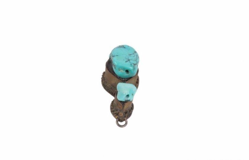 tibet fr 20 century trailer a tibetan turquoise beads. Black Bedroom Furniture Sets. Home Design Ideas