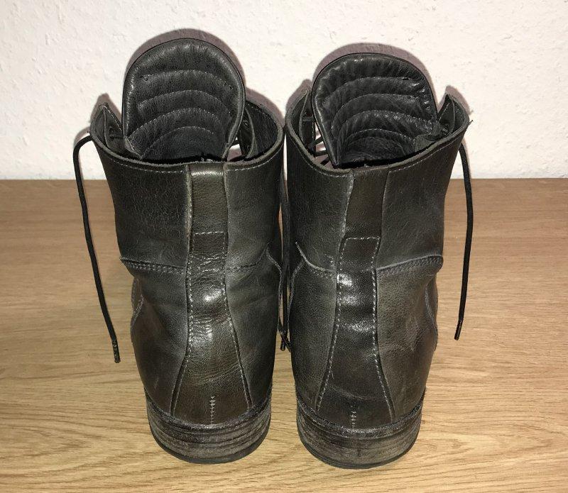 Details zu Moma Herren Dessert Stiefel Schuhe Gr. 42