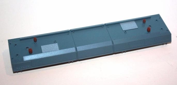 Ersatzteil Piko BR 101 Dach mit Isolatoren