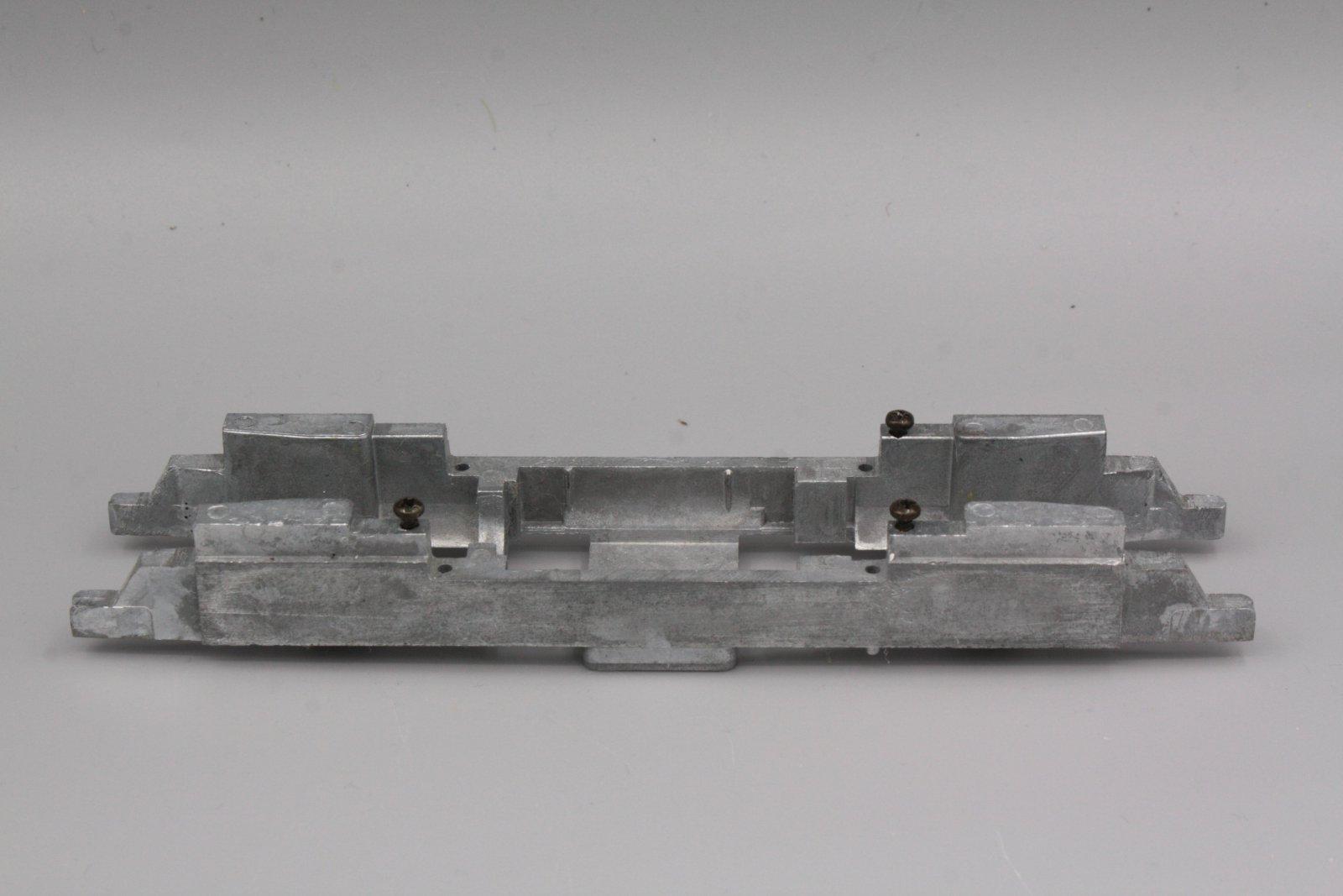 Ersatzteil Roco 110 / 140 Lokrahmen - silber