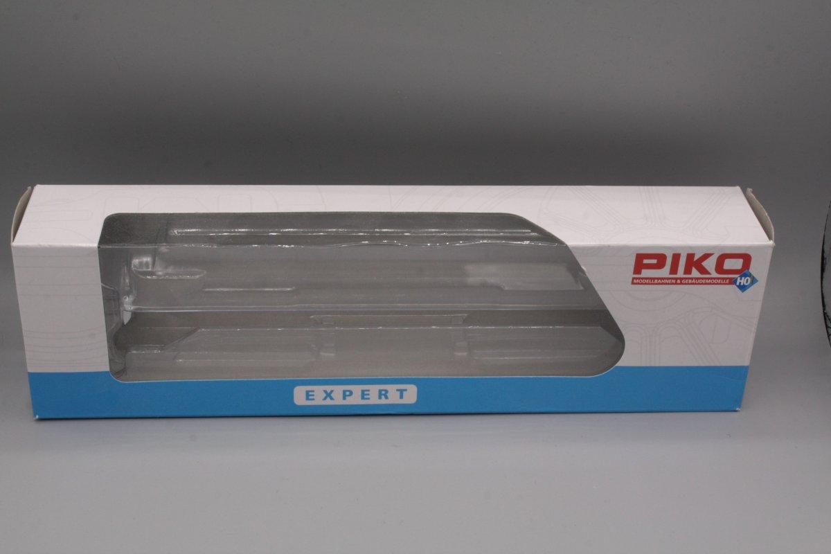 Ersatzteil Piko 118 / 228  Leerverpackung - Piko EXPERT blau/grau