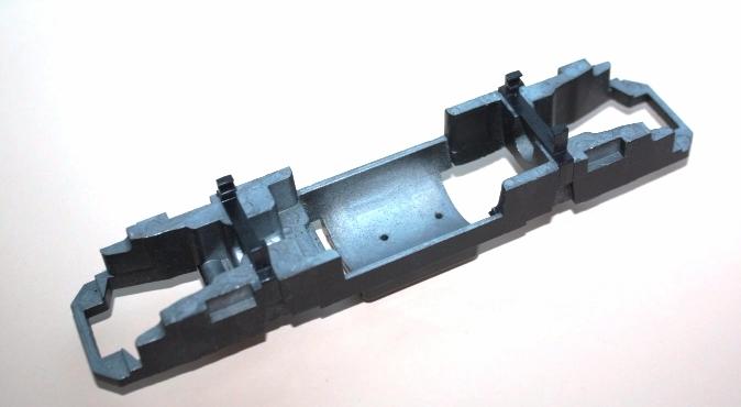 Ersatzteil Roco 215 / 218 Rahmen für Rundmotor mit Platinenhalter