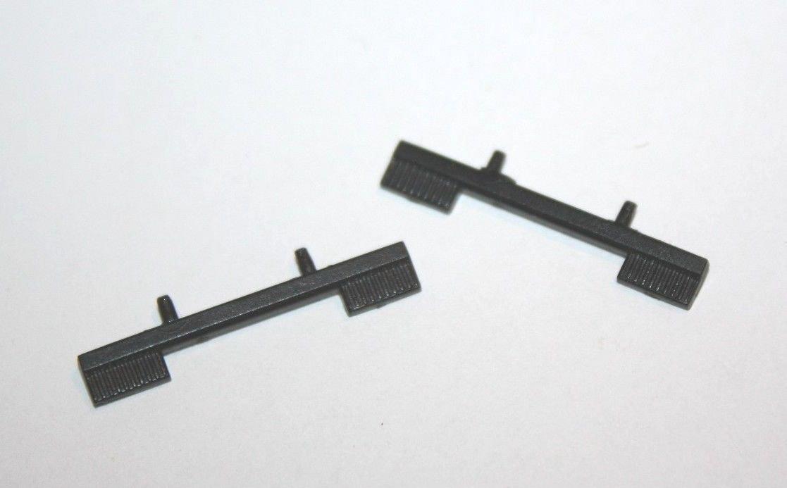 Ersatzteil Piko H0 189 Fronttritte schwarz steckbar