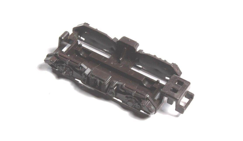 Ersatzteil Roco 215 / 218 Drehgestellblende f. seitliche Zahnräder braun