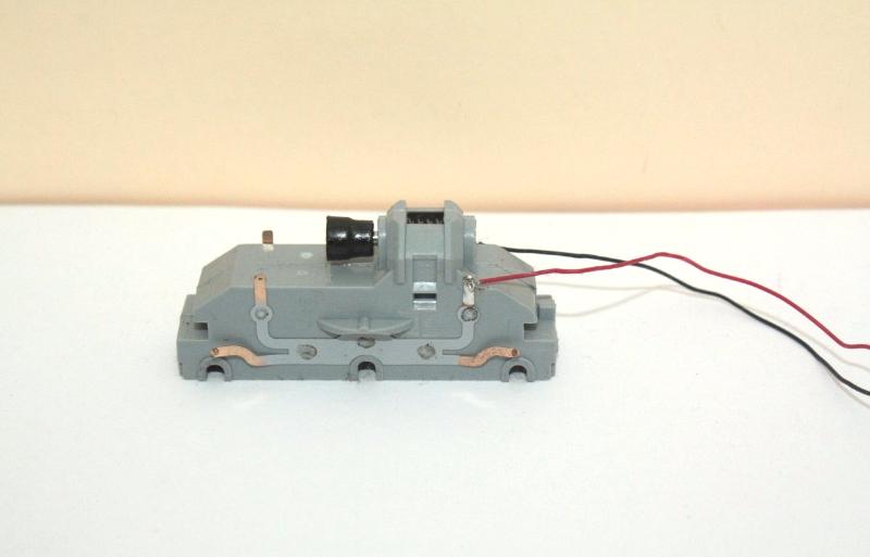 Ersatzteil Piko H0 119 / 219 Getriebe mit Zahnrädern und Kardanantrieb