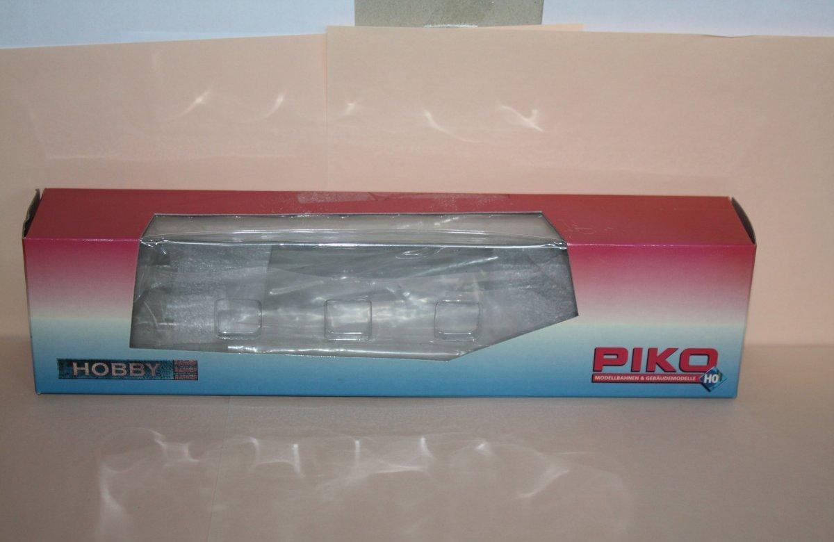 Ersatzteil Piko 218 Leerverpackung - Piko Hobby rot/blau