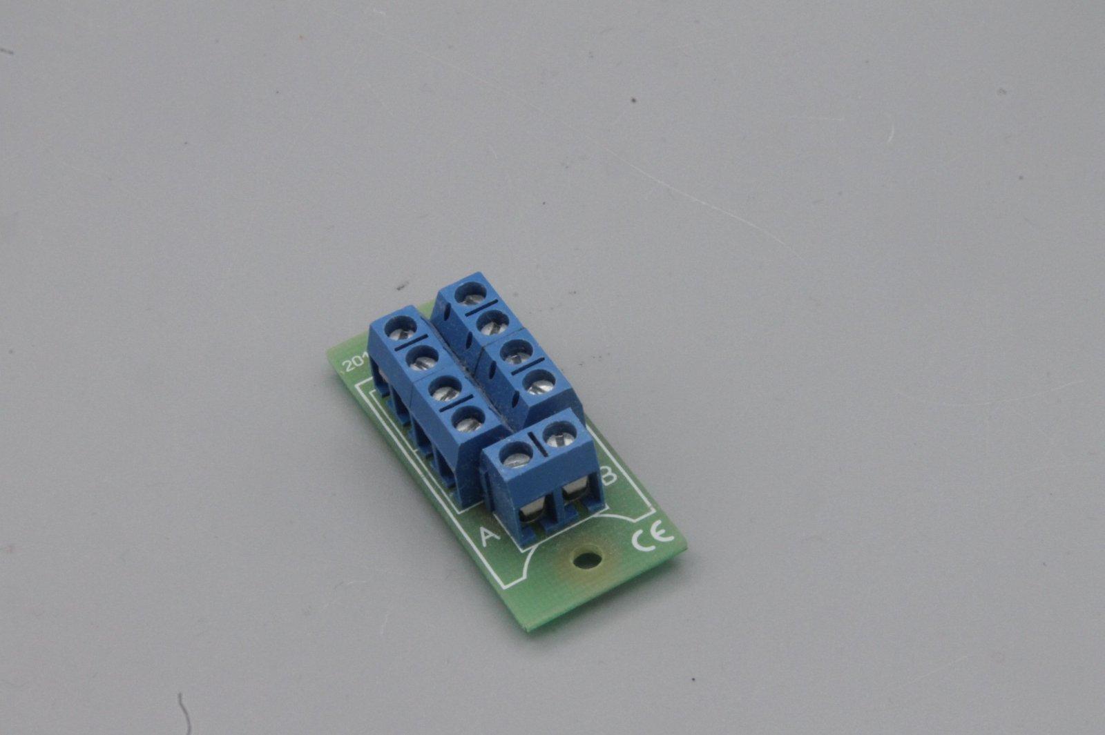 Stromverteiler klein Verteiler V1 Fertigbaustein