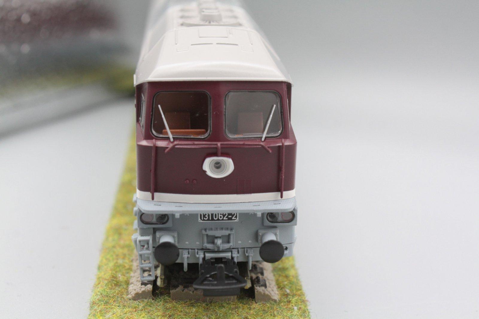 Piko 58130 Diesellok 131 062-2 Spur H0 - digital (D&H) mit Sound (Henning-Sound)
