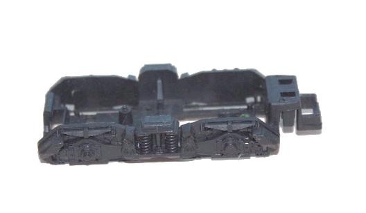 Ersatzteil Roco 215 / 218 Drehgestellblende f. mittige Zahnräder grau