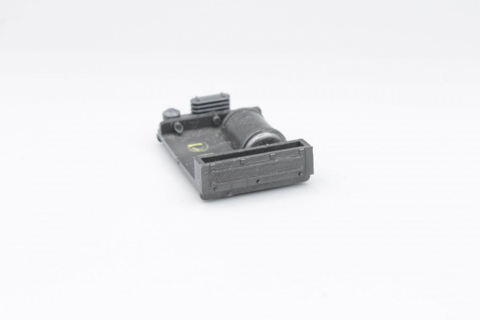Ersatzteil Roco 140 Werkzeugkasten / Batteriekasten anthrazit