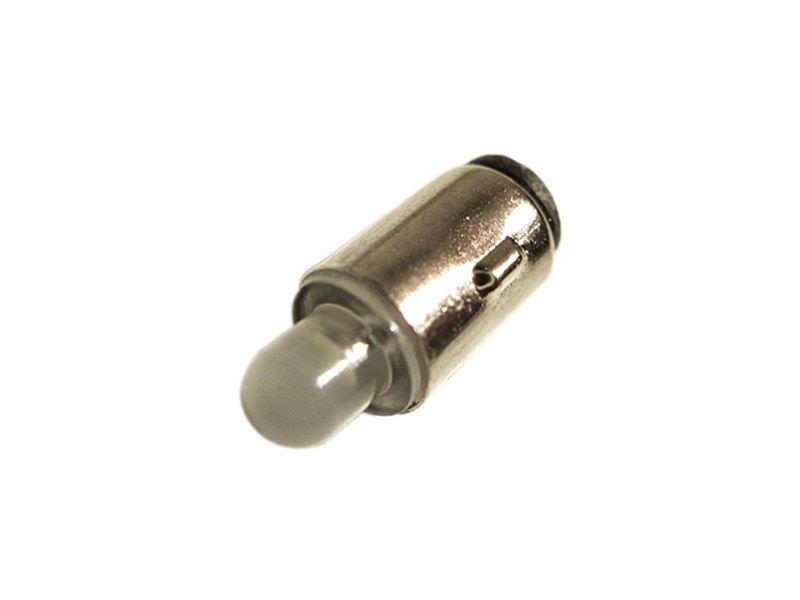 5 x LED Leuchtmittel 600150 BA5S Steckfassung warmweiß 12V bis 22V