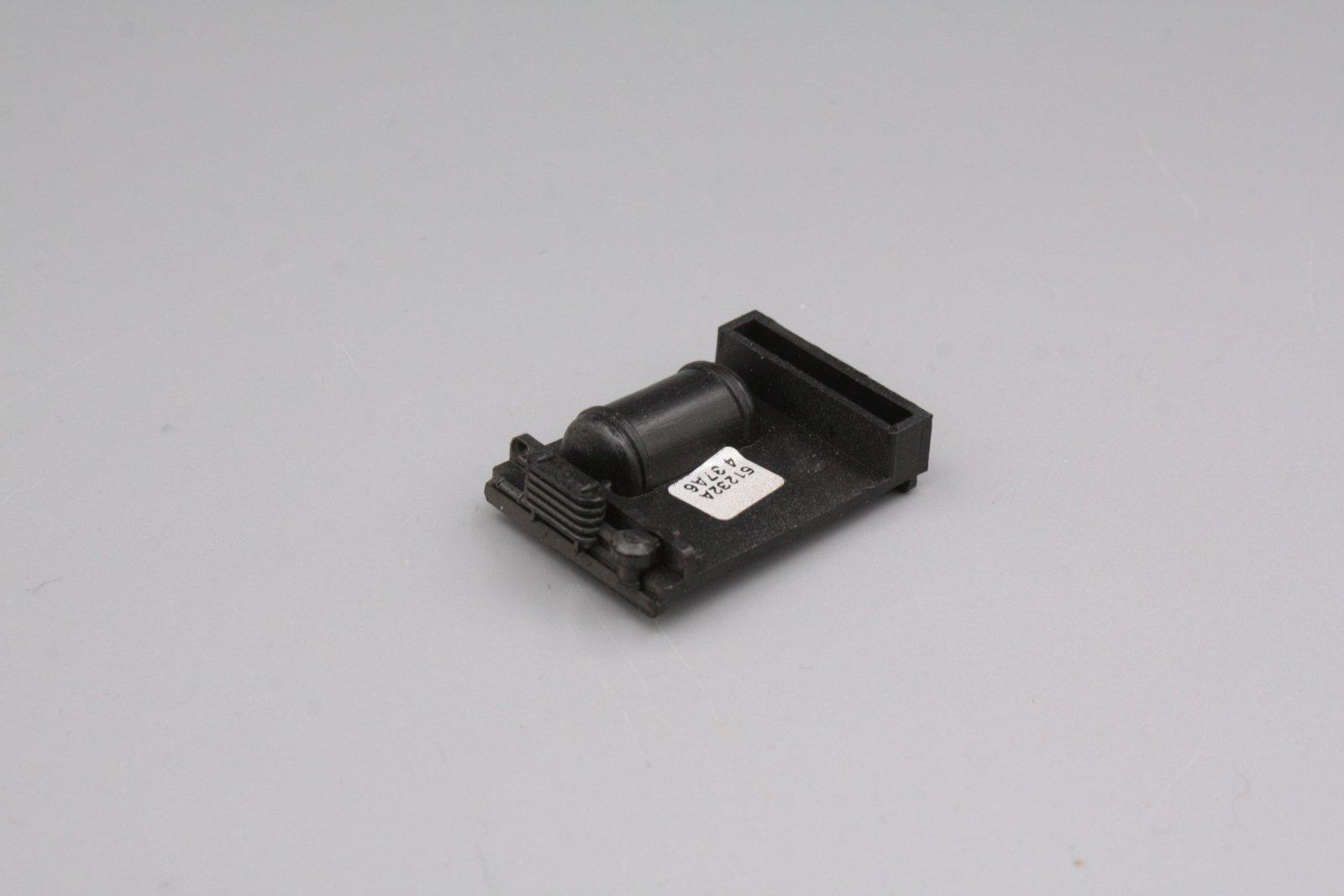 Ersatzteil Roco 140 Werkzeugkasten / Batteriekasten schwarz