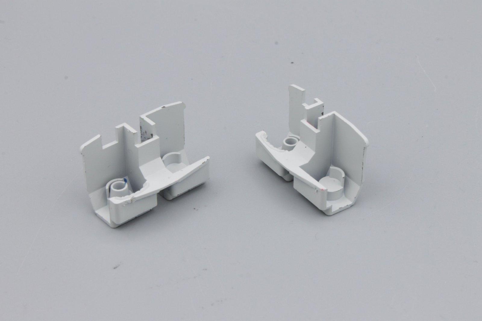 Ersatzteil Roco 140 Führerstandseinrichtung - 2 Stück / 1 Paar