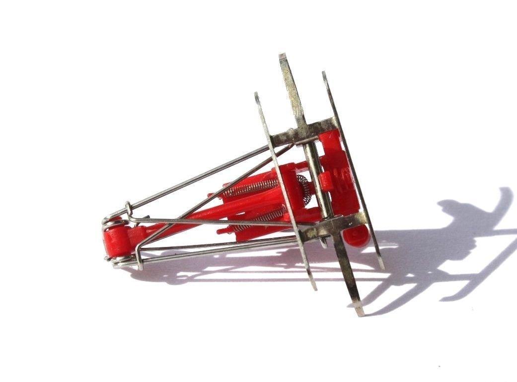 Piko 56156 H0 Stromabnehmer 182 185 189 146 ICE rot/silber Ersatzteil Taurus