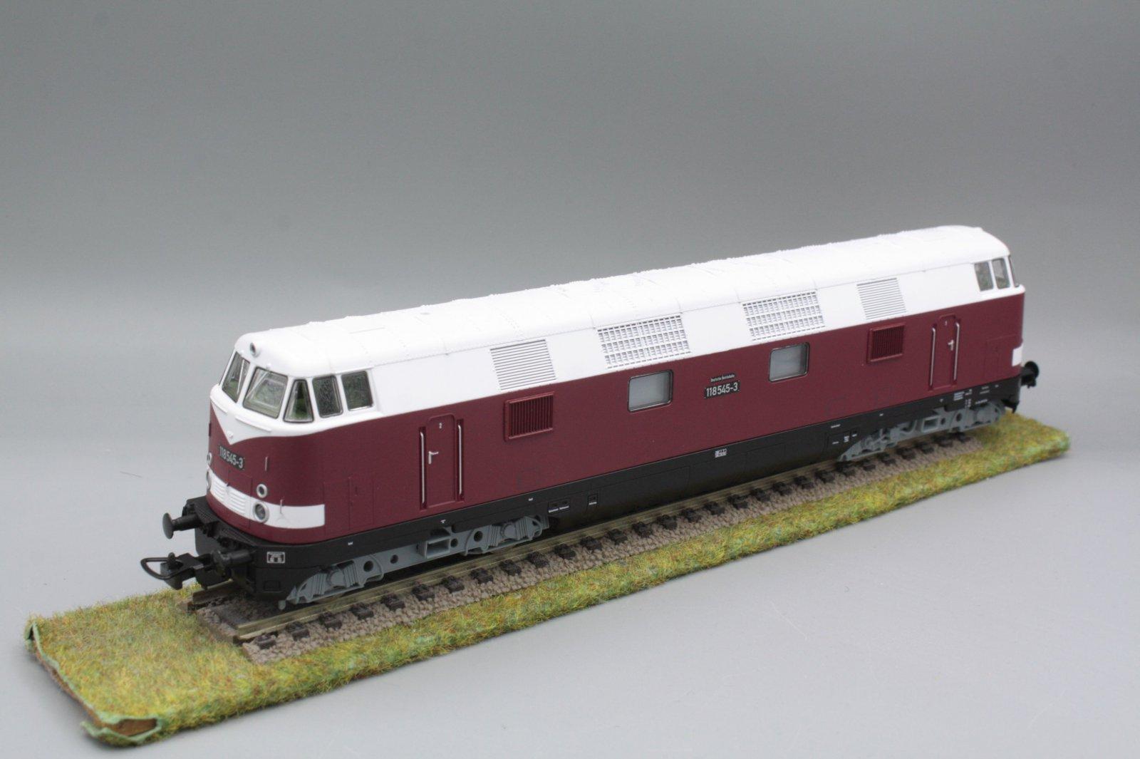 Piko 59564 Diesellok 118 545-3 Spur H0 - digital (D&H) mit Sound (Henning-Sound)