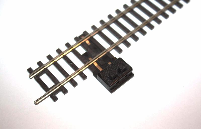 Piko 55275 Anschlussclip digital H0 A-Gleis -  mit Gleis G231 - aus Startset
